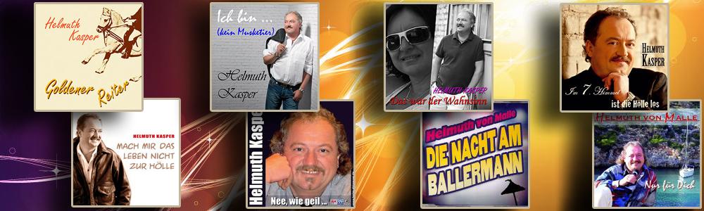 Helmuths Discografie